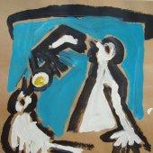 image mann-mit-vogel-1-2006-acryl-auf-papier-40x50cm-jpg